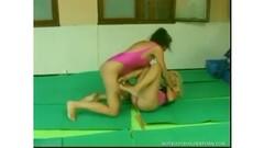 Wrestling Thumb