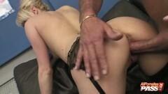 Hot Office Sex With Farrah Fox And Kaia Kane Thumb