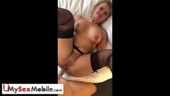 Fat Latina Bounces on hard Dick Thumb