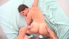 Sexy Samantha Saint's BJ Leads To A Hot Creampie! Thumb