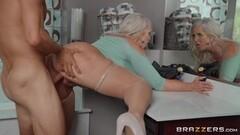 Frisky Solo redhead, Atisha is moaning while cumming Thumb