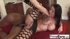 Kinky Japanese cock sucker, Rinoa Yuuki in action, uncensored Thumb