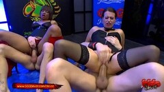 Steamin booty milf PAWG loves stretch3x bbc Thumb