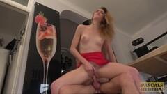 Kinky wild gangbang with austrian porn sisters Thumb