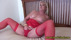 Dirty Mom Masturbates as Her Sons Watch Thumb