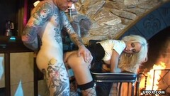 Anna Bell surprises her husband with Sarah Jessie Thumb