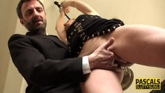 Cute Tied up submissive milf Thumb