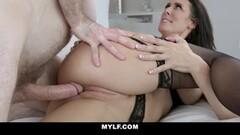 Fucking Big Dick Inside Horny Mom Thumb