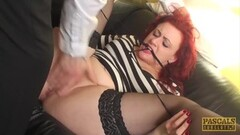 PASCALSSUBSLUTS-Redhead Isabel Dean screwed Thumb