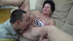 Kinky hairy 86 years old mom needs a dick Thumb