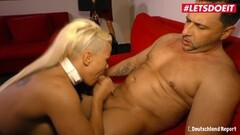 LETSDOEIT - Easter Sex Session For Busty Blonde Thumb