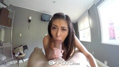 Huge Big Dick Spa Sex Treatment with Creampie Thumb