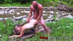 Sexy outdoor Asian porn along superb Aika Thumb