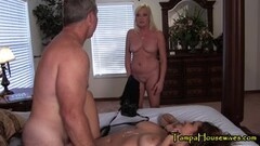 Pussy fucked pretty Rogue Angel after cock sucking Thumb