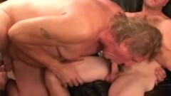 Young masseuse cocksucking her client in the bathroom Thumb