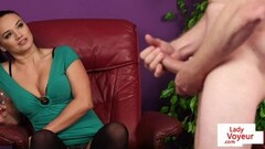Ember gets her pussy fucked by officers cock Thumb