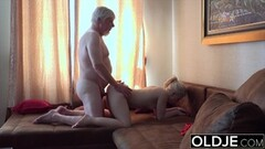 Sexy Asian exchange student blows her teacher to stay in the country Thumb