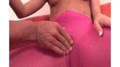 Transparent pantyhose games Thumb