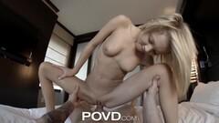 Sexy ebony shemale jerking off Thumb