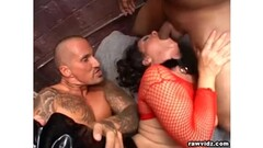 Two young housewives sneak some PUSSY! Thumb