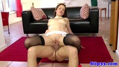 Steamy Lisa DeMarco Makes Flowers and Black Cocks Grow Big Thumb
