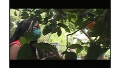 Naughty Sayaka Tsuji Was Squirting While Getting Fingerfucked Thumb