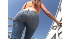 ANAL ONLY Eliza Ibarra's butt fucking playground Thumb
