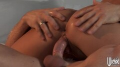 Naughty Kylie Ireland And Ashlyn Rae Trying On Girl On Girl Thumb
