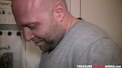 Naughty Sexy Tight Teen Marusia Swims Naked Underwater Thumb