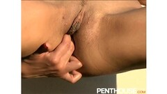 Two hotties get a surprise when they jack off his cock Thumb