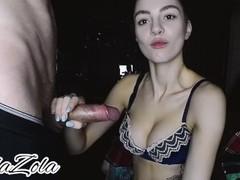 Sweet blowjob before bed - Solazola Thumb