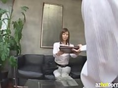 AzHotPorn.com - Newbie Secretary Beautiful Legs Thumb