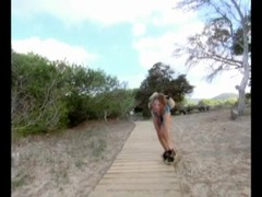 Hot Beach Bums - Julia Reaves Thumb