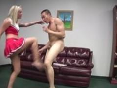 Brutal Femdom Ball Busting 7 - Scene 3 Thumb