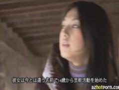 AzHotPorn.com - Japanese blowjob Lady Saori Hara Thumb