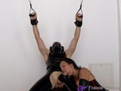Femdom Blowjob video from Mistress Angelina Thumb