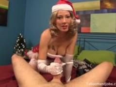 Horny Holiday Stepmom MILF- Zoey Holloway Thumb