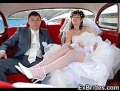Real Slutty Ex Brides! Thumb