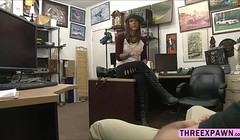 Teen Felicity Feline fucks for money Thumb