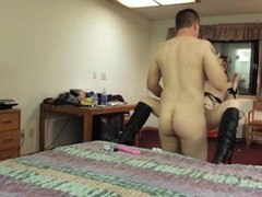 Drunk Tied up and fucked hard in the ass Thumb