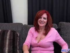 MILFTRIP Big Tit Redhead MILF Creams On Big Dick Fountain Of Youth Thumb