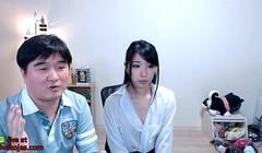 Korean girlfriend pantyhose cam show Thumb