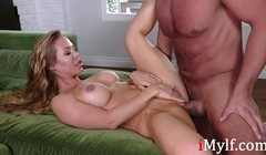 MILF gets treated like she should've by husband- Nicole Anist Thumb