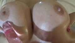 Wet Tits and a Hot Toy. Thumb