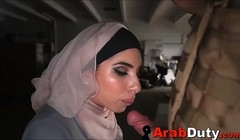 Arab In Hijab Teen Fucked By Soldiers Thumb