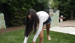 Teen Gianna Dior Fucks POV on Banned Instagram Story Thumb