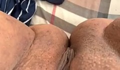 Body fat pussy Squirted Thumb