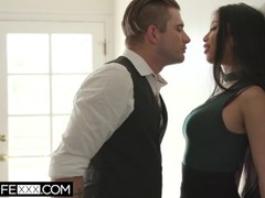HotwifeXXX - Jade Kush Gets Tied Up And Fucked Thumb