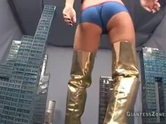 giantess supergirl Thumb