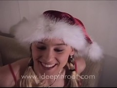 Heather Harmon 9 - Christmas - Deinterlaced, 60fps, and 4k Upscale Thumb